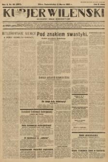Kurjer Wileński : niezależny organ demokratyczny. 1933, nr66