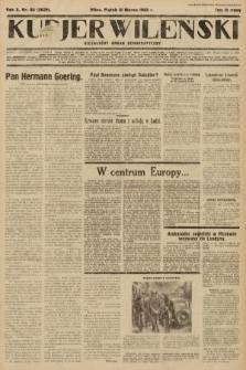 Kurjer Wileński : niezależny organ demokratyczny. 1933, nr84