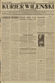 Kurjer Wileński : niezależny organ demokratyczny. 1933, nr92