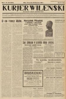 Kurjer Wileński : niezależny organ demokratyczny. 1933, nr101