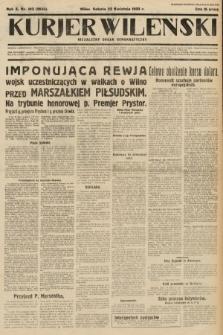 Kurjer Wileński : niezależny organ demokratyczny. 1933, nr103