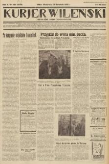 Kurjer Wileński : niezależny organ demokratyczny. 1933, nr104