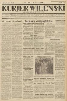 Kurjer Wileński : niezależny organ demokratyczny. 1933, nr106
