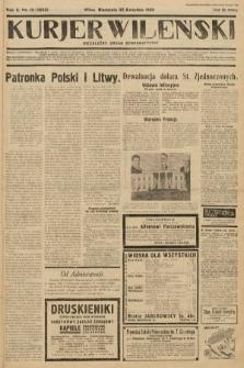Kurjer Wileński : niezależny organ demokratyczny. 1933, nr111