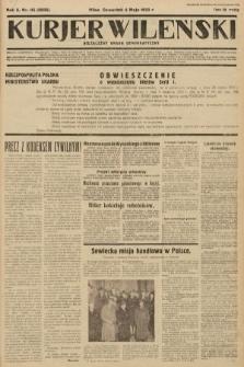 Kurjer Wileński : niezależny organ demokratyczny. 1933, nr115