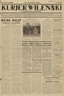 Kurjer Wileński : niezależny organ demokratyczny. 1933, nr124