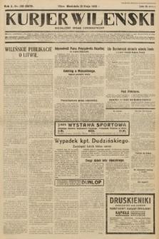 Kurjer Wileński : niezależny organ demokratyczny. 1933, nr132