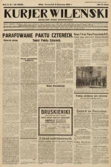 Kurjer Wileński : niezależny organ demokratyczny. 1933, nr149