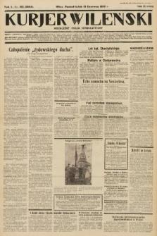 Kurjer Wileński : niezależny organ demokratyczny. 1933, nr153