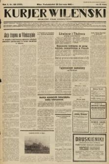 Kurjer Wileński : niezależny organ demokratyczny. 1933, nr166