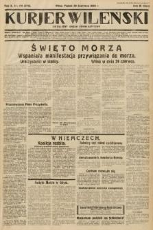 Kurjer Wileński : niezależny organ demokratyczny. 1933, nr170