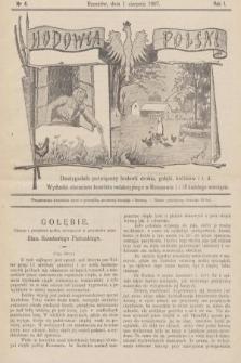 Hodowca Polski : dwutygodnik poświęcony hodowli drobiu, gołębi, królików itd. 1907, nr4