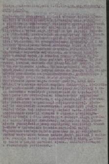 Serwis. 1943,listopad