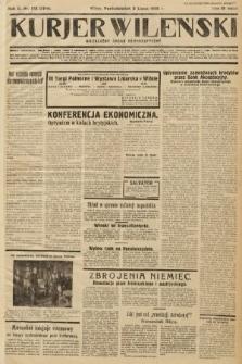 Kurjer Wileński : niezależny organ demokratyczny. 1933, nr173