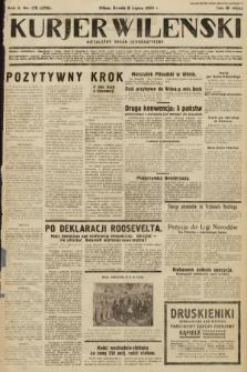 Kurjer Wileński : niezależny organ demokratyczny. 1933, nr175