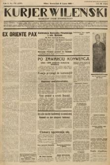 Kurjer Wileński : niezależny organ demokratyczny. 1933, nr176