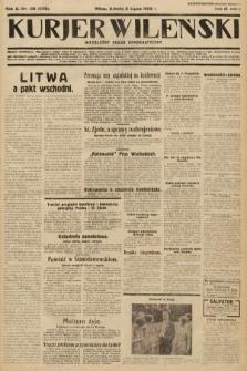 Kurjer Wileński : niezależny organ demokratyczny. 1933, nr178