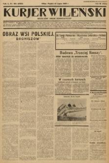 Kurjer Wileński : niezależny organ demokratyczny. 1933, nr184