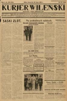 Kurjer Wileński : niezależny organ demokratyczny. 1933, nr190