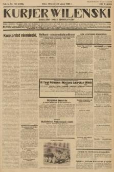 Kurjer Wileński : niezależny organ demokratyczny. 1933, nr195