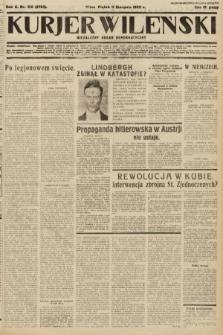 Kurjer Wileński : niezależny organ demokratyczny. 1933, nr212