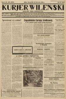 Kurjer Wileński : niezależny organ demokratyczny. 1933, nr225