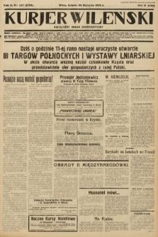Kurjer Wileński : niezależny organ demokratyczny. 1933, nr227