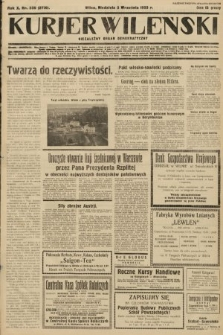 Kurjer Wileński : niezależny organ demokratyczny. 1933, nr235