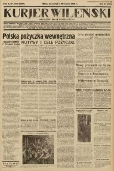 Kurjer Wileński : niezależny organ demokratyczny. 1933, nr239