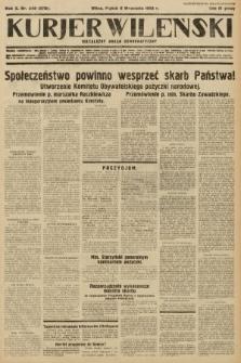 Kurjer Wileński : niezależny organ demokratyczny. 1933, nr240