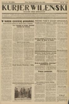 Kurjer Wileński : niezależny organ demokratyczny. 1933, nr268