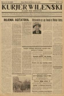 Kurjer Wileński : niezależny organ demokratyczny. 1933, nr272