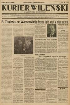 Kurjer Wileński : niezależny organ demokratyczny. 1933, nr273