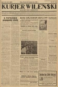 Kurjer Wileński : niezależny organ demokratyczny. 1933, nr287