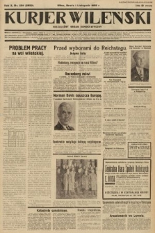Kurjer Wileński : niezależny organ demokratyczny. 1933, nr294