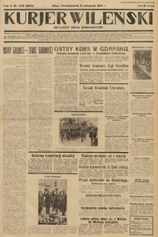 Kurjer Wileński : niezależny organ demokratyczny. 1933, nr298