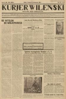 Kurjer Wileński : niezależny organ demokratyczny. 1933, nr300