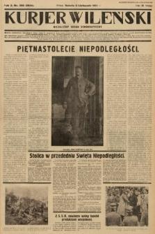 Kurjer Wileński : niezależny organ demokratyczny. 1933, nr303