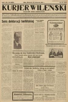 Kurjer Wileński : niezależny organ demokratyczny. 1933, nr311