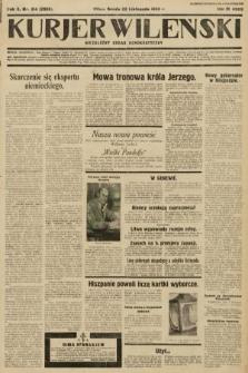 Kurjer Wileński : niezależny organ demokratyczny. 1933, nr314