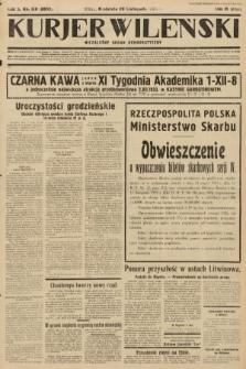 Kurjer Wileński : niezależny organ demokratyczny. 1933, nr318