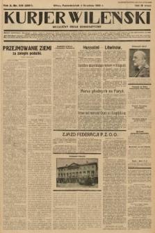 Kurjer Wileński : niezależny organ demokratyczny. 1933, nr326
