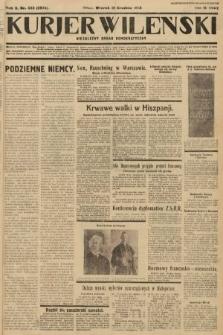 Kurjer Wileński : niezależny organ demokratyczny. 1933, nr333