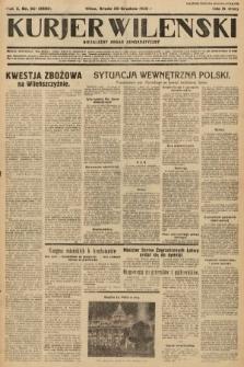 Kurjer Wileński : niezależny organ demokratyczny. 1933, nr341