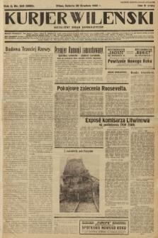 Kurjer Wileński : niezależny organ demokratyczny. 1933, nr348