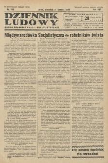 Dziennik Ludowy : organ Polskiej Partji Socjalistycznej. 1933, nr198