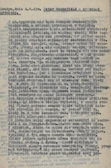 Serwis. 1943, maj