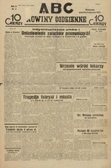 ABC : nowiny codzienne. 1935, nr3