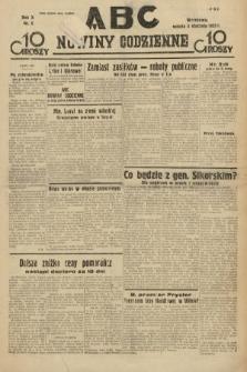 ABC : nowiny codzienne. 1935, nr5