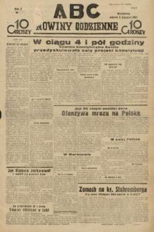 ABC : nowiny codzienne. 1935, nr[9] [ocenzurowany]